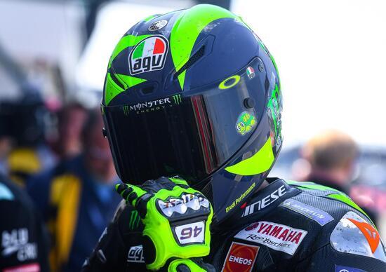 MotoGP 2019 a Misano. Valentino Rossi: Yamaha sta lavorando tanto e bene