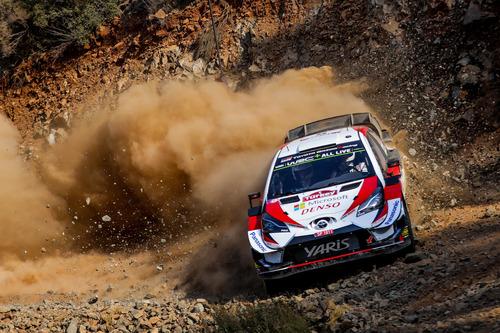 WRC. Toyota Connected e Gazoo Racing. Connessione, mentalità Kaizen, Auto e Futuro… nel Presente (8)