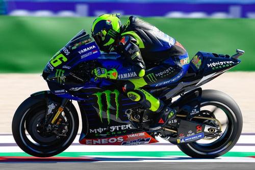 MotoGP 2019 a Misano. Maverick Vinales in pole position (7)