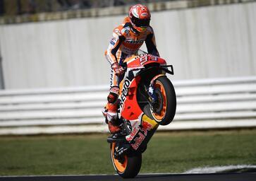 MotoGP 2019 a Misano. Vittoria di Marc Marquez