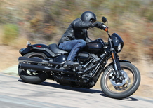 Harley Davidson Low Rider S, la power cruiser della West Coast