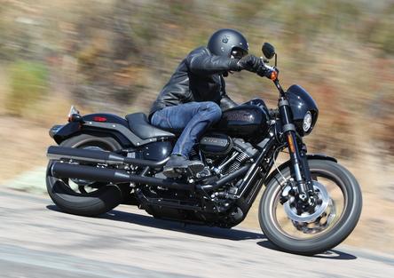 Harley Davidson Low Rider S, la power cruiser della West Coast