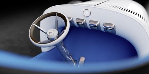 Vision Mercedes Simplex: omaggio al passato, pensando al futuro (7)