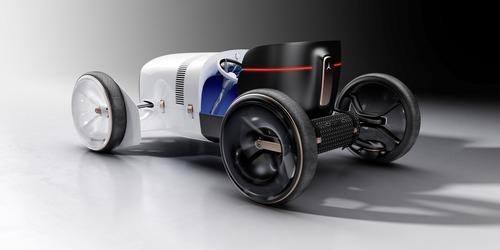 Vision Mercedes Simplex: omaggio al passato, pensando al futuro (2)