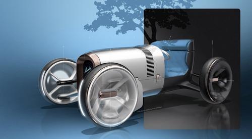 Vision Mercedes Simplex: omaggio al passato, pensando al futuro (5)