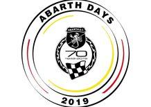 Abarth Days 2019: a Milano il megaraduno nel segno dello Scorpione