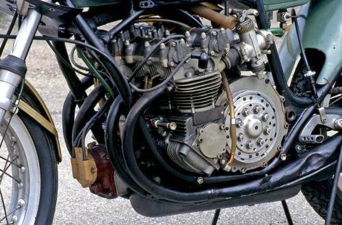 Benelli 250 GP: la quattro cilindri di Pesaro (3)