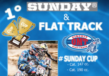 Sunday & Flat Track: una gara per tutti al Fornace Enduro Park
