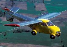 Aerocar One: l'auto volante degli anni '50 è in vendita