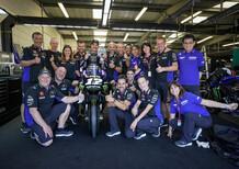 Yamaha racing, cambio al vertice