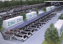 """FCA-Terna: via libera ad un laboratorio sul """"Vehicle-to-Grid"""""""