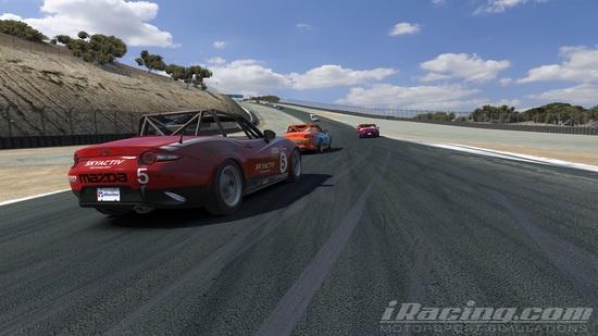 Ad oggi i rookies interessati alle competizioni in circuito partono dalle divertentissime Mazda MX 5