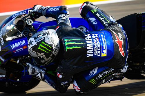MotoGP 2019. Marc Marquez, pole con brivido ad Aragon (3)
