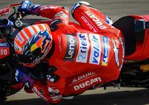 MotoGP 2019 ad Aragon. Andrea Dovizioso: Il passo è da podio, peccato per la QP