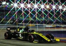 F1, GP Singapore 2019: Ricciardo squalificato