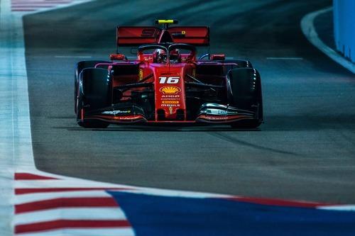 F1, GP Singapore 2019: ecco perché la Ferrari ha privilegiato Vettel (3)