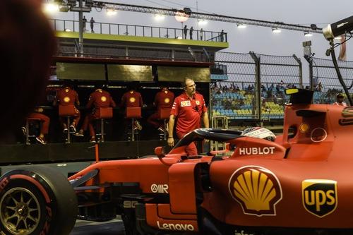 F1, GP Singapore 2019: ecco perché la Ferrari ha privilegiato Vettel (6)