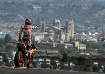 MotoGP 2019. Marc Márquez conquista Aragón