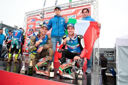 Supermoto Nazioni: Italia terza (4)