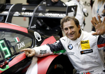 Zanardi, con BMW al Fuji per l'evento DTM-Super GT