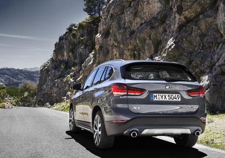 Nuovo SUV BMW ibrido per il 2020: al volante di X1 xDrive 25d [video]