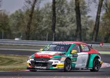 WTCC 2016, Ungheria, Opening Race: vince Bennani