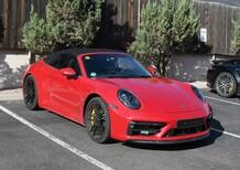 Porsche 911 GTS Cabriolet: in arrivo nel 2020 [Foto spia]