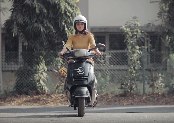 Liger Mobility. Lo scooter elettrico a guida (quasi) autonoma