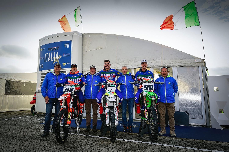 Motocross delle nazioni: Italia top 5 in prova