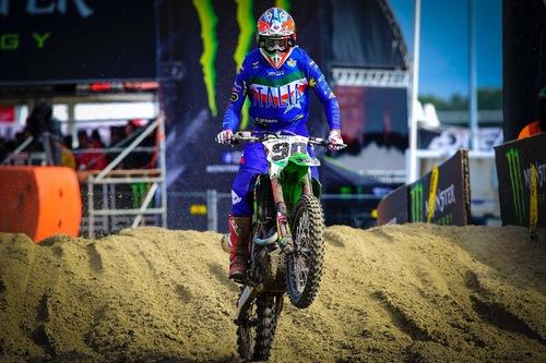 Motocross delle nazioni: Italia top 5 in prova (3)
