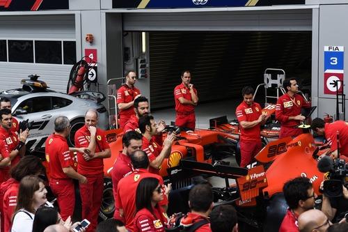 F1, GP Russia 2019: Ferrari, quante incongruenze a Sochi (4)