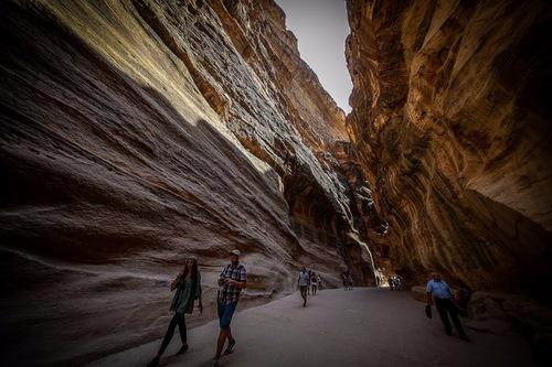 Jordan Baja. Petra. La Gallery. Un altro buon motivo... (2)