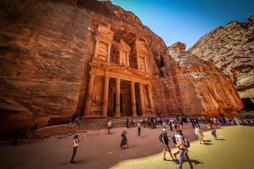 Jordan Baja. Petra. La Gallery. Un altro buon motivo... (8)