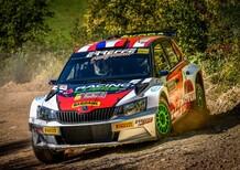 Rally Terra 2019. Consanì (Skoda) Campione… Italiano al Nido dell'Aquila