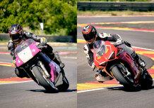 Ducati Panigale V4R vs Honda RC30 SBK. Generazioni a confronto