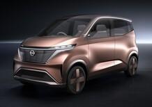 Nissan IMk: un nuovo concept elettrico al Salone di Tokyo 2019