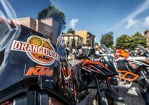 KTM Orange Juice: confermata la partnership con Interphone