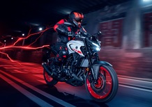 Nuova Yamaha MT-03 2020: video, dati, prezzi