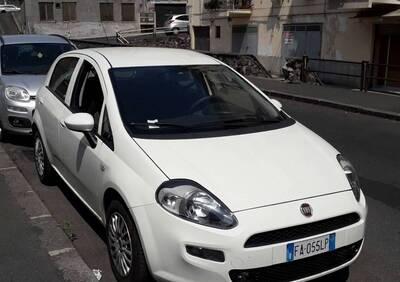 Fiat Punto 1.3 MJT 75CV 5 porte Van Easy 4 posti E5+ del 2015 usata a Catania