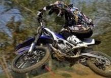 Yamaha YZ e WR 2012