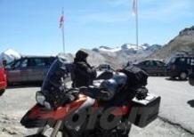Massimo e Silvia: Route Des Grandes Alpes
