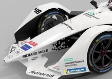Formula E: Venturi, powertrain Mercedes per la stagione 2019/2020