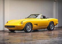 Intermeccanica Italia: l'anti Corvette con il V8 americano