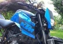 Le Strane di Moto.it: KTM 990 Super Duke
