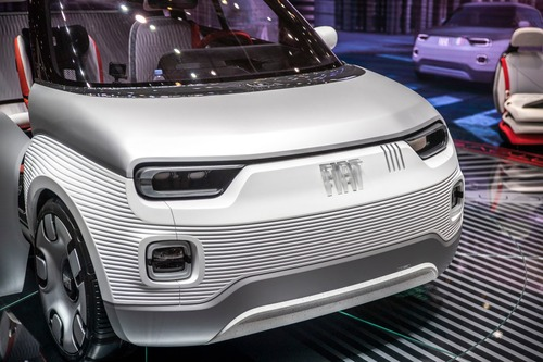 Fiat Centoventi pronta da ordinare su sito Fiat? Prove di configuratore online per la nuova Panda EV del 2021 [Foto gallery e Video] (3)