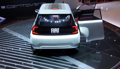 Fiat Centoventi pronta da ordinare su sito Fiat? Prove di configuratore online per la nuova Panda EV del 2021 [Foto gallery e Video] (6)