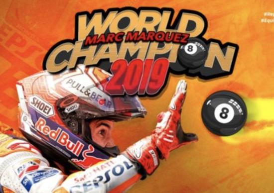 Marc Marquez: 15 mondiali? Penso sia impossibile
