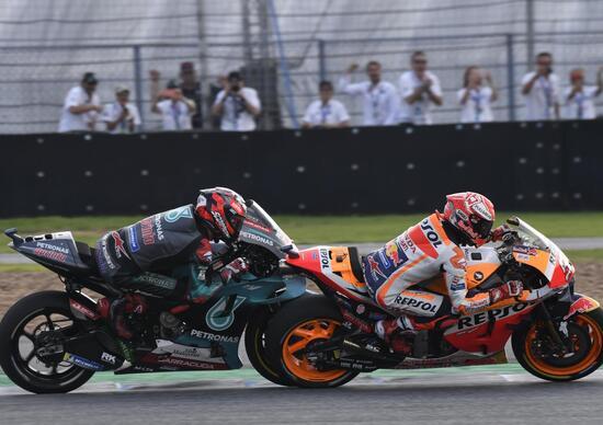 MotoGP. Spunti, considerazioni, domande dopo il GP di Thailandia