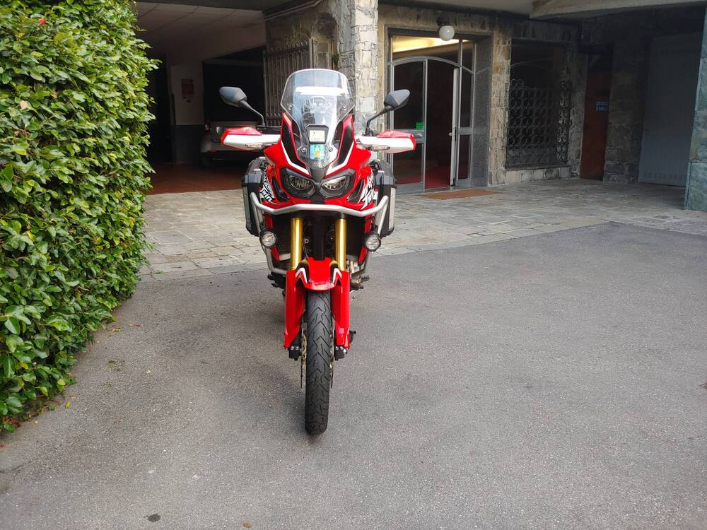 Honda Africa Twin DCT ABS Travel Edition (2016 - 17) (5)