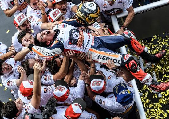 MotoGP. Le pagelle del GP di Thailandia 2019